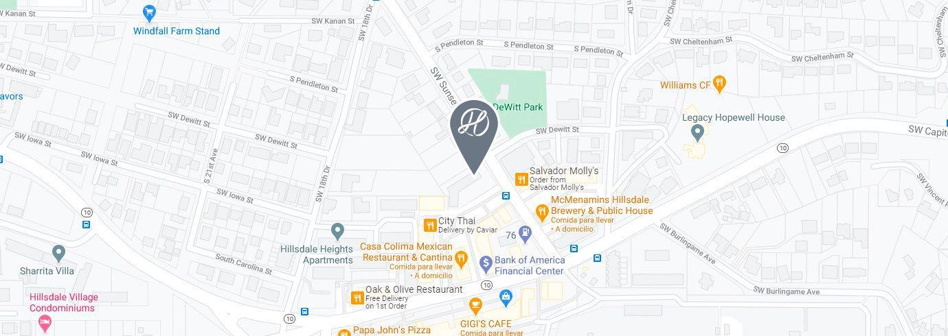Map Desktop New